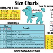 Doggy Dolly DRF019 Bademantel für Hunde, blau, Größe : M