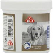 8in1 105626 Augen-Reinigungspads, für eine wirkungsvolle und schonende Reinigung der Hundeaugen, 90 Stück