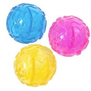 Karlie Flamingo 46952 Hundespielzeug Tpr Ball Farblich Sortiert Durchmesser 8 cm