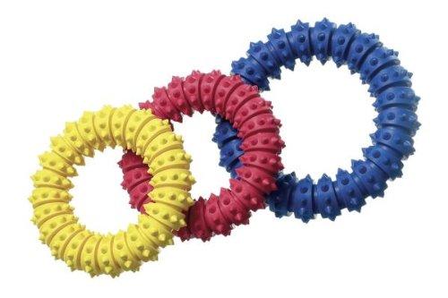Karlie Flamingo 45038 Ring, Vollgummi Durchmesser 15 cm Boomer